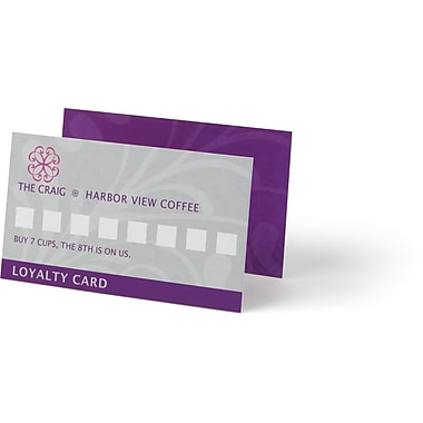 Custom Loyalty Cards