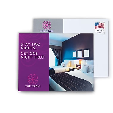 Custom Postcards (500, Standard Size)