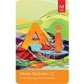 Adobe Illustrator CC for Windows/Mac (1-User) [Download, 1-Year Subscription]