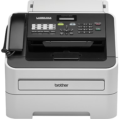 Brother IntelliFax-2840 Refurbished Laser Fax Machine