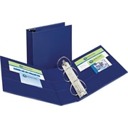 "4"" Avery® Durable Binder with EZD Rings, Blue"