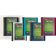 "Staples Better® Micro View Binder with Round Rings, 4"" X 3"""