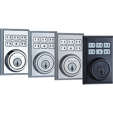 Kwikset Z-Wave Contemporary Deadbolts