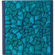 Teen Vogue Better Blue Leopard 1-Inch 3-Ring Binder, Blue Leopard (26240)