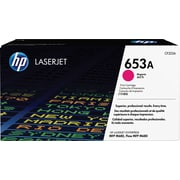 HP 653A ColorSphere Magenta Toner Cartridge (CF323A)