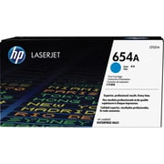 HP 654A ColorSphere Cyan Toner Cartridge (CF331A)