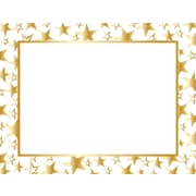 Great Papers® Gold Twinkle Certificate, 50/Pack