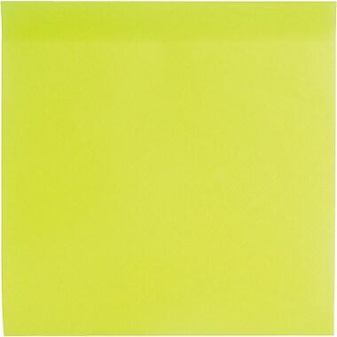 Poppin Jumbo Mobile Memos, Lime Green (100055)