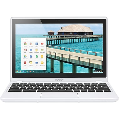 Acer C720-2848 11.6in. Touchscreen Chromebook
