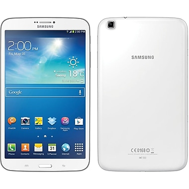 Samsung Galaxy Tab 3 8.0 T311 16GB 3G Android 4.2 Tablet PC, White