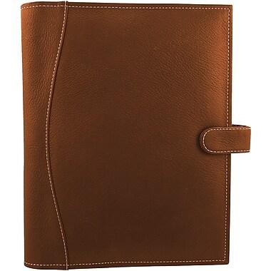 Bugatti Hardy Genuine Leather Journal, Cognac