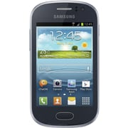 Samsung Galaxy Fame S6810 Unlocked GSM Android Cell Phone, Blue