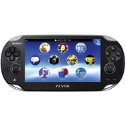 Sony Playstation Vita 3G + WiFi AT&T Unlocked, Black