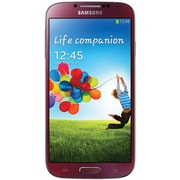 Samsung Galaxy S4 I9500 16GB Unlocked GSM Android Cell Phone, Red