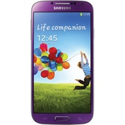 Samsung Galaxy S4 I9500 16GB Unlocked GSM Android Cell Phone, Purple