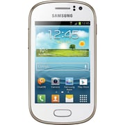 Samsung Galaxy Fame S6810 Unlocked GSM Android Cell Phone, White