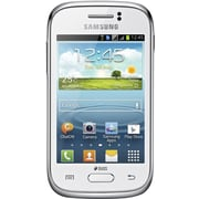 Samsung Galaxy Young S6310 Unlocked GSM Android Cell Phone, White