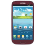Samsung Galaxy S3 I747 16GB 4G LTE Unlocked GSM Android Cell Phone, Red