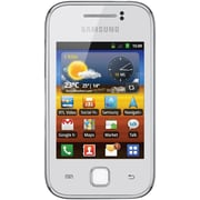Samsung Galaxy Y S5360 Unlocked GSM Android Cell Phone, White