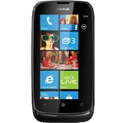 Nokia Lumia 610 RM-835 Unlocked GSM Windows 7.5 OS Cell Phone- Black
