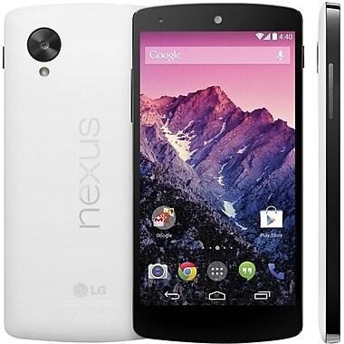 LG Google Nexus 5 16GB Unlocked GSM Android Cell Phone - White