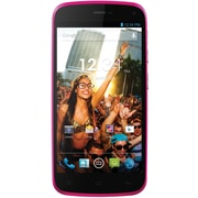 BLU Life Play L100a Unlocked GSM Dual-SIM Android Cell Phone, Pink