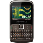 Motorola EX112 Unlocked GSM QWERTY Cell Phone, Titanium