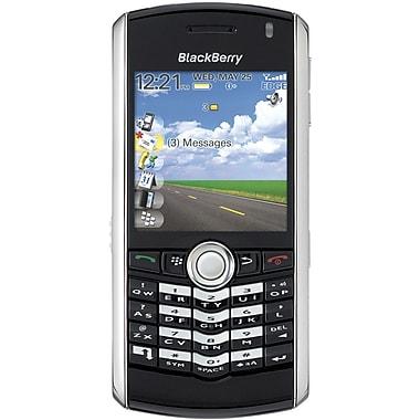 Blackberry Pearl 8120 Unlocked GSM BlackBerry OS Cell Phone, Black