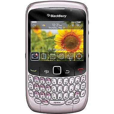 Blackberry Curve 8520 Unlocked GSM OS 5.0 Cell Phone, Pink
