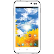 BLU Advance 4.5 A310a Unlocked GSM Dual-SIM Android Cell Phone, White