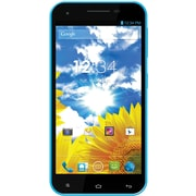 BLU Studio 5.5 D610a Unlocked GSM Dual-SIM Android Cell Phone, Blue