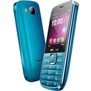 BLU Diva T272T Unlocked GSM Dual-SIM Cell Phone, Blue