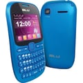BLU Hero Pro Q333W Unlocked GSM Tri-SIM Cell Phone, Blue