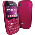 BLU Hero Pro Q333W Unlocked GSM Tri-SIM Cell Phone, Pink