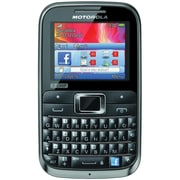 Motorola MOTOKEY 3-Chip EX117 Unlocked GSM Tri-SIM Cell Phone, Brown
