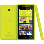 HTC 8X 8GB Unlocked GSM Windows 8 OS Cell Phone, Yellow