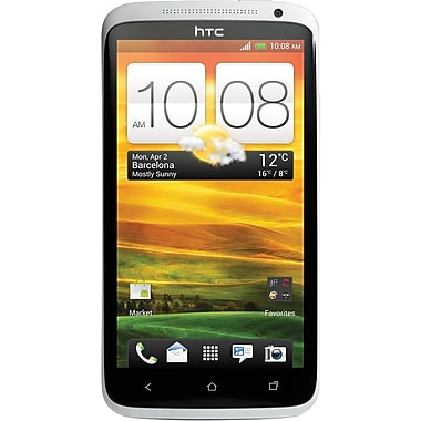 HTC One X 16GB Unlocked GSM Android Cell Phone w/ Beats Audio, White