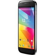 BLU Life One L120a Unlocked GSM Dual-SIM Android Cell Phone, Grey