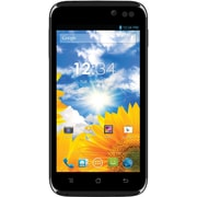 BLU Advance 4.5 A310a Unlocked GSM Dual-SIM Android Cell Phone, Black