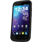 BLU Tank 4.5 W110a Unlocked GSM Dual-SIM Android Cell Phone, Black