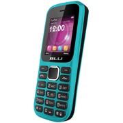 BLU Aria T174i Unlocked GSM Dual-SIM Cell Phone, Blue