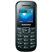 Samsung Keystone 2 E1205 Unlocked GSM Extreme Durability Cell Phone, Black