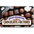 Rocky Mountain Chocolates Gift Card $25 (Email Delivery)