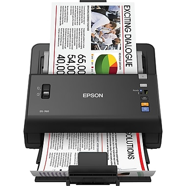WorkForce DS-760 Color Document Scanner