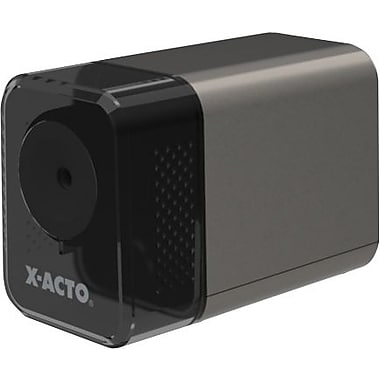 X-ACTO XLR 1800 Electric Pencil Sharpener Metallic Putty