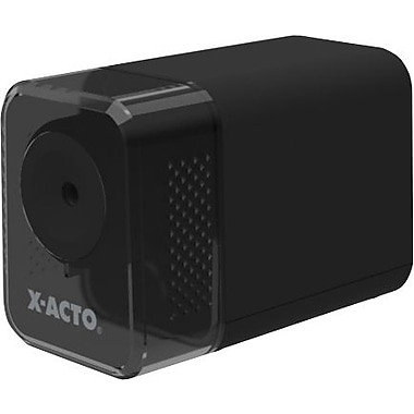 X-ACTO XLR 1818 Electric Pencil Sharpener Black