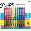 Sharpie® Liquid Accent® Highlighter, Assorted, 10/pk (24415PP)