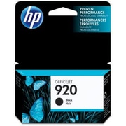 HP 920 Black Original Ink Cartridge (CD971AN)