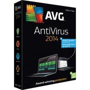AVG AntiVirus + PC TuneUp 2014, 1 Year (3 User) [Boxed]