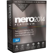 Nero 2014 Audio & Video Editing Software